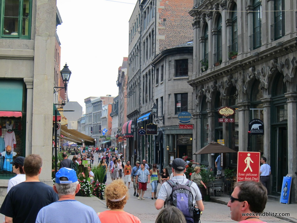 Montreal Old City Walking Tour – Guidatour Review