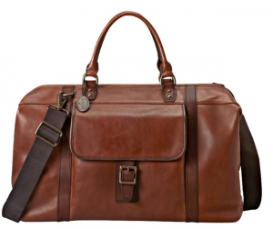 Estate Framed Duffle by Fossil ($298)
