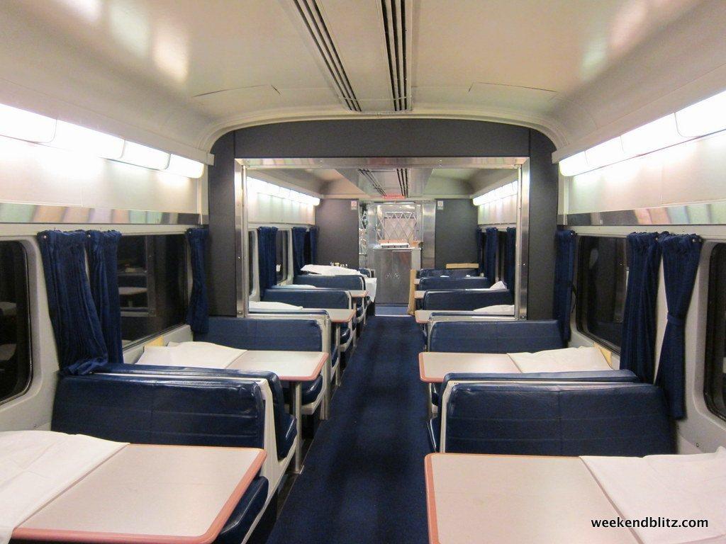 Amtrak Silver Meteor 98 Roomette – Charleston to New York