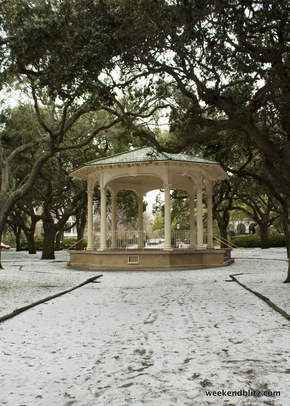 White Point Garden Gazebo