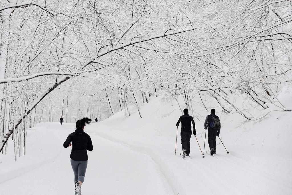 Montreal Car Rental Winter