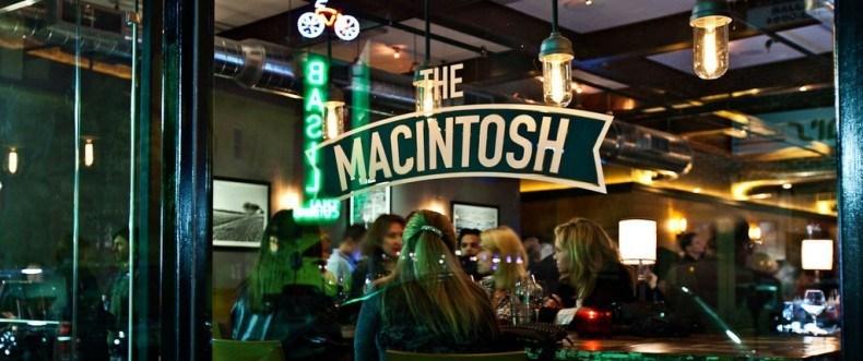 the macintosh
