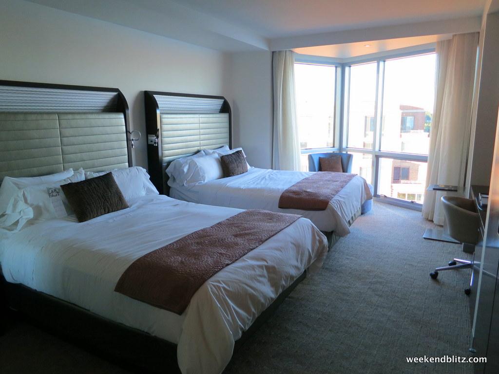 W hoboken hotel review hoboken new jersey weekend blitz for W hoboken in room dining
