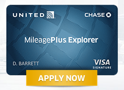 How to guide taking a trip for free weekend blitz for United explorer business card