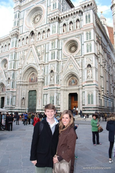 Italian Florence: Florence (Firenze), Italy Self-Guided Walking Tour