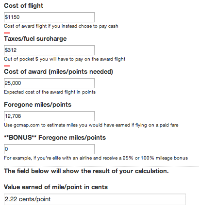 4.41 cents/mile = a GREAT return on FlyingBlue/AMEX points