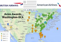 us airways avios dca