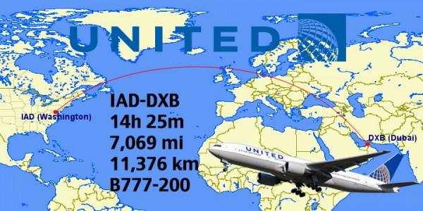 IAD-DXB