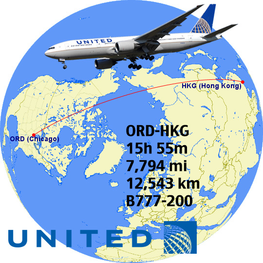Flight kong to duration hong sfo