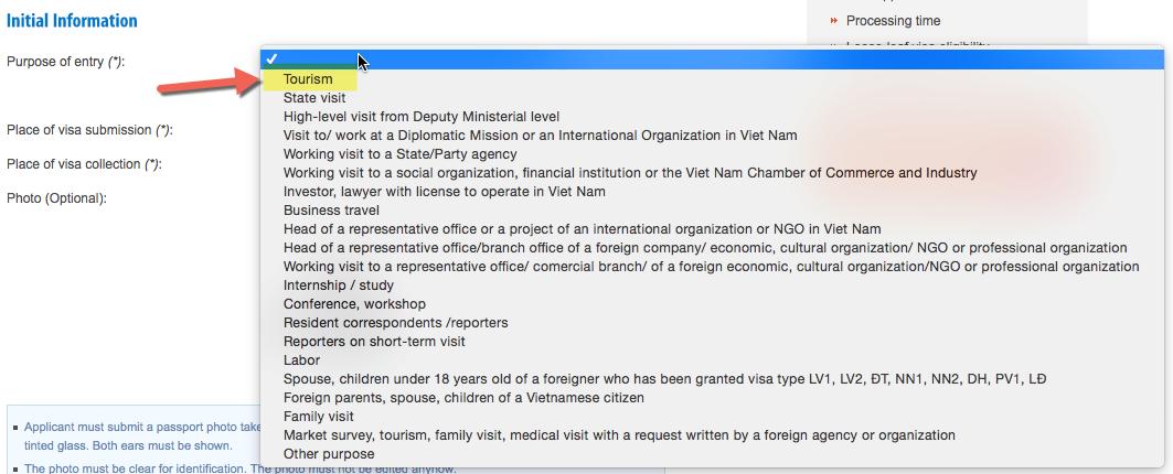 How to: Get a Vietnam Tourist Visa for U.S. Citizens | Weekend Blitz