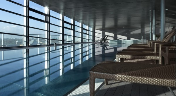 Grand Hyatt Berlin pool
