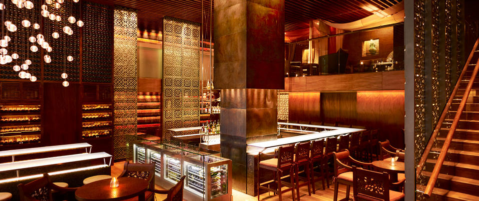 Park Hyatt Saigon bar