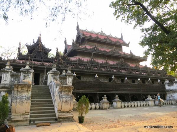 Golden Palace Monastery (Shwenandaw Kyaung)
