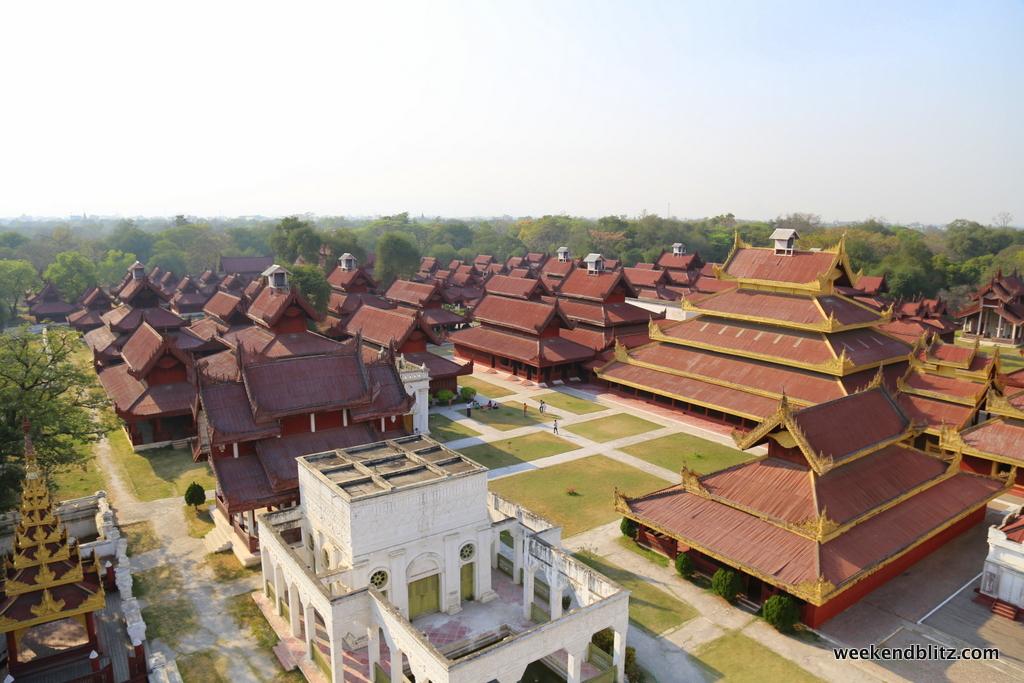 Mandalay Palace | Weekend Blitz