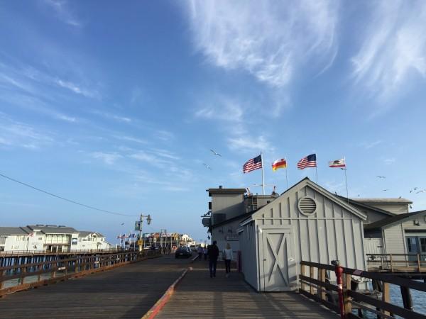 The Harbor Restaurant on the Santa Barbara Pier