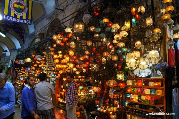 More for sale in the Grand Bazaar