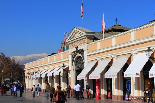 Santiago's Fish Market
