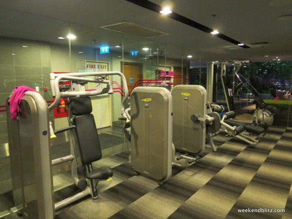 The small but mighty gym