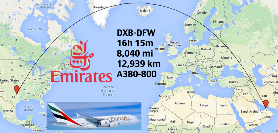 Top 20 Longest Airbus A380 Routes In The World Weekend