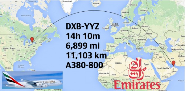 Top 20: Longest Airbus A380 Routes in the World - FlyerTalk Forums