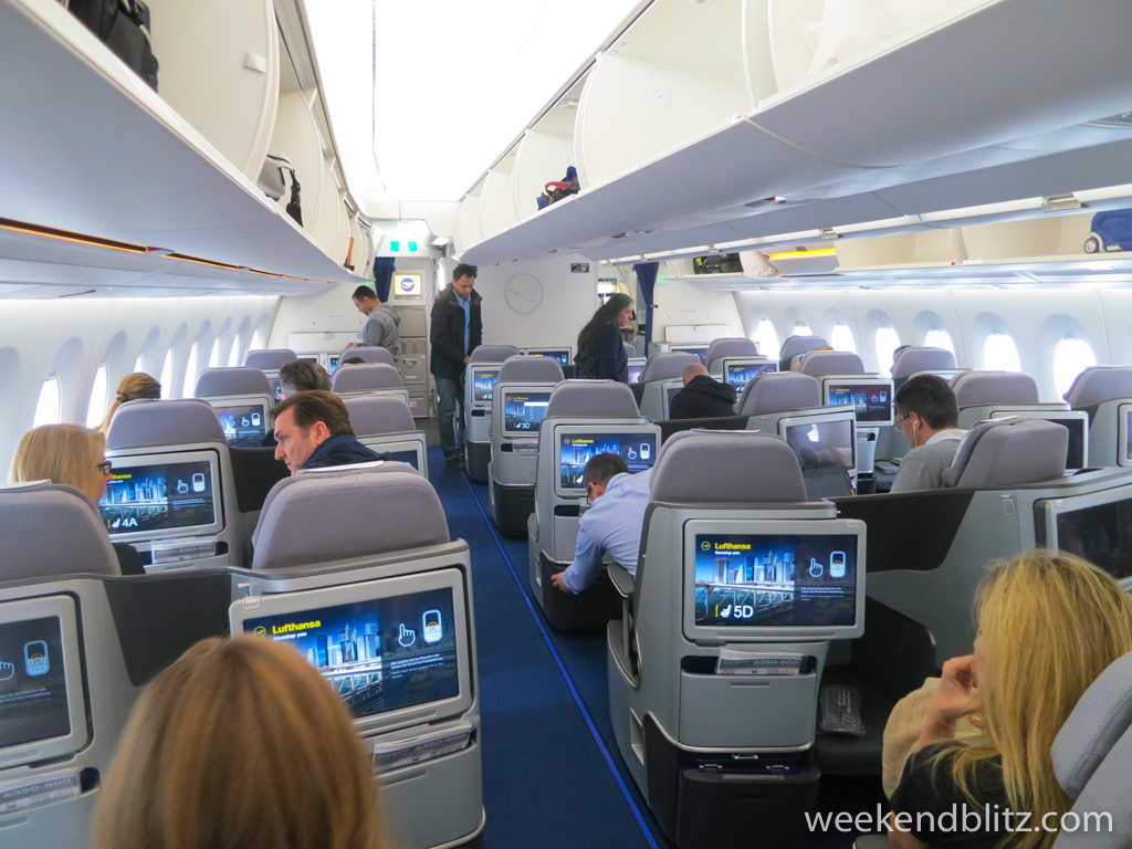 1bf04782a25e The seats on this A350 are nothing new  it s the same exact Business Class  seat you ll find on their A330s